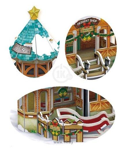 Фотографии CubicFun Рождественский домик 4 P650h
