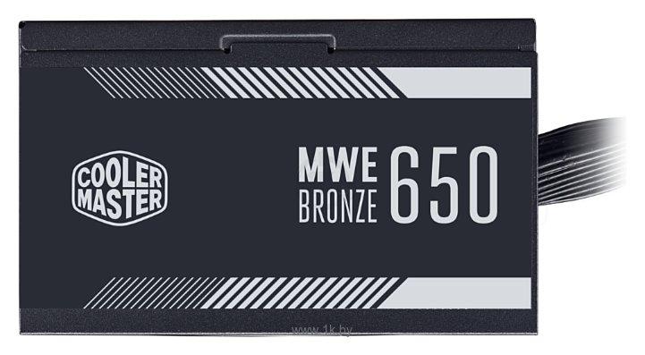 Фотографии Cooler Master MWE Bronze 650 V2 650W