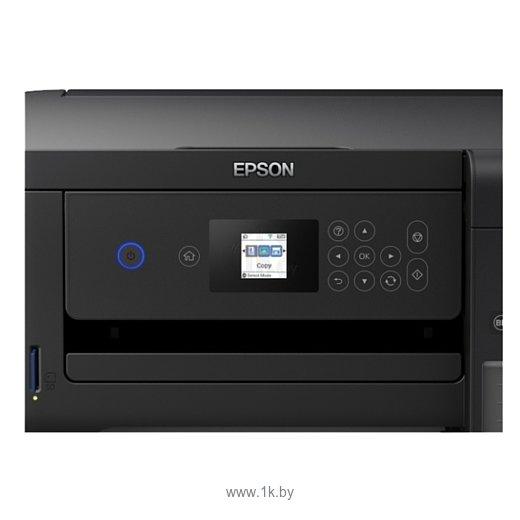 Фотографии Epson L4160