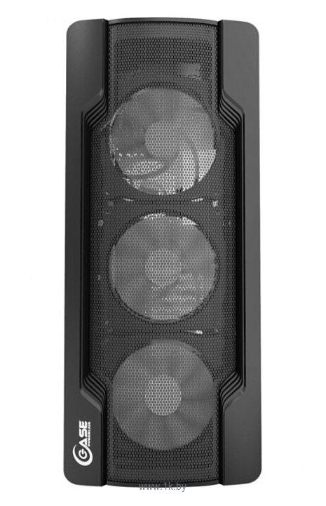 Фотографии PowerCase Mistral X4 Mesh Black