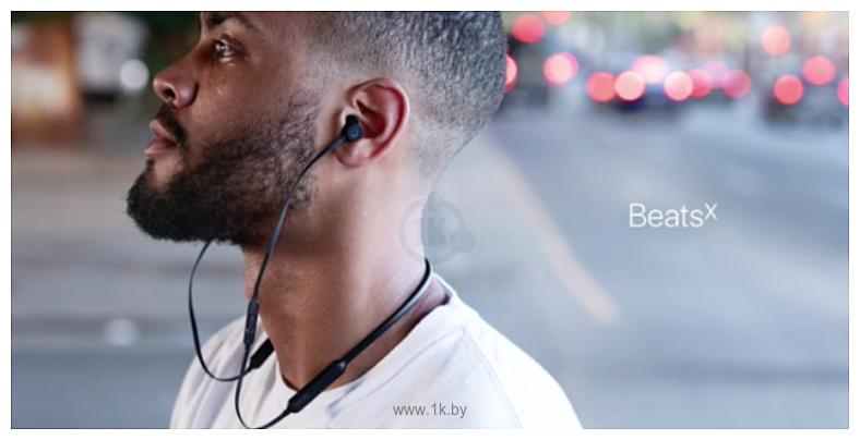 Фотографии Beats BeatsX Wireless