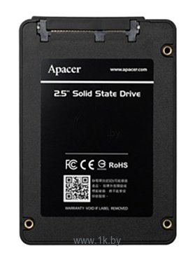 Фотографии Apacer AS340 PANTHER SSD 240GB