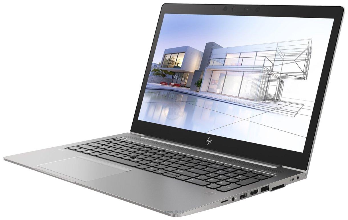 Фотографии HP ZBook 15u G5 2ZC06EA