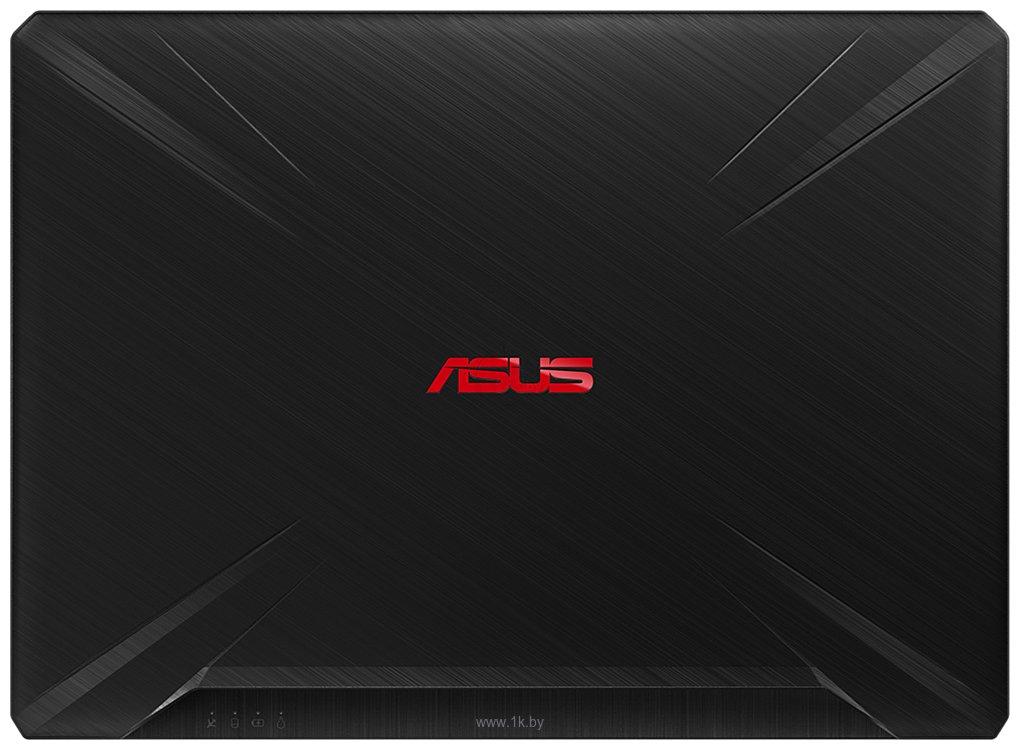 Фотографии ASUS TUF Gaming FX505DY-BQ024