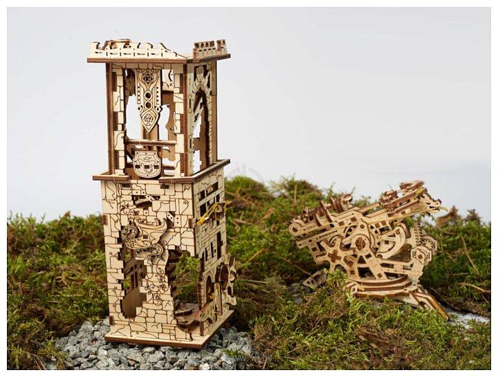Фотографии Ugears Башня-Аркбалиста