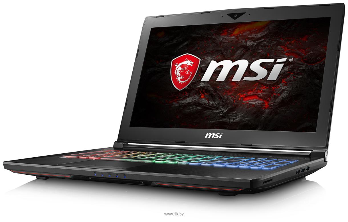 Фотографии MSI GT62VR 7RE-261RU Dominator Pro
