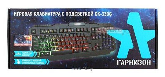 Фотографии Гарнизон GK-330G Black USB