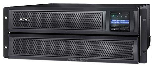 Фотографии APC Smart-UPS X 3000VA Rack/Tower LCD 200-240V (SMX3000HV)