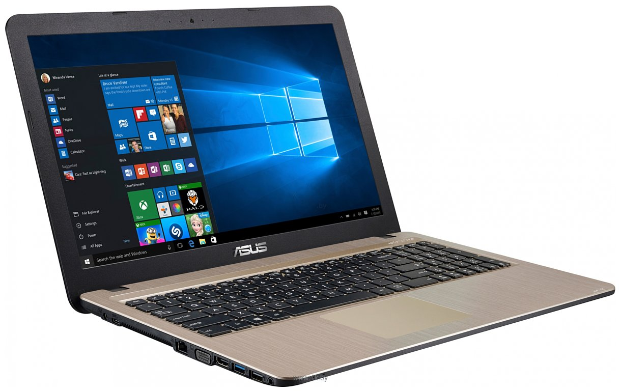 Фотографии ASUS VivoBook X540YA-XO534T