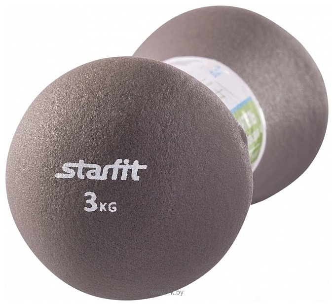 Фотографии Starfit DB-202 3 кг (серый)