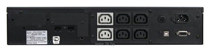 Фотографии Powercom King Pro RM KIN-1200AP LCD