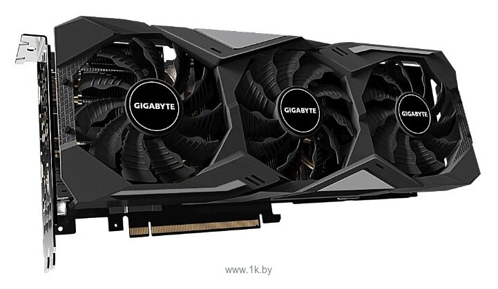 Фотографии GIGABYTE GeForce RTX 2070 SUPER GAMING OC (GV-N207SGAMING OC-8GD)