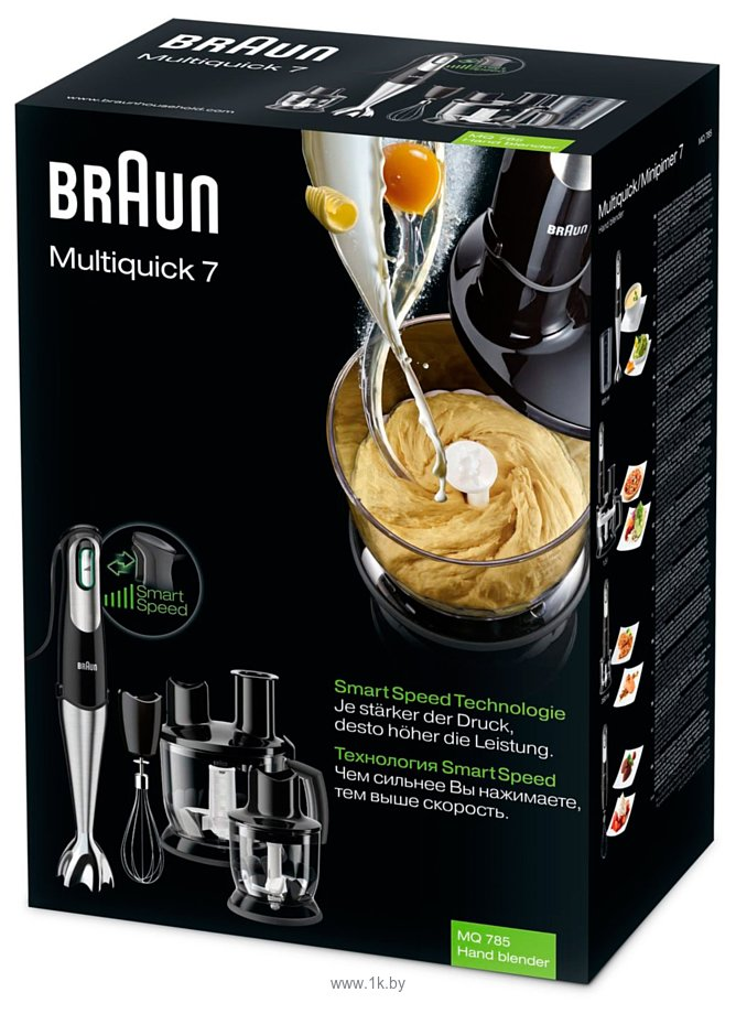 Фотографии Braun MQ 785 Patisserie Plus