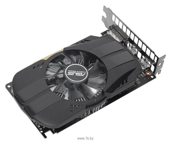 Фотографии ASUS Radeon RX 550 1071MHz PCI-E 3.0 4096MB 7000MHz 128 bit DVI HDMI HDCP Phoenix