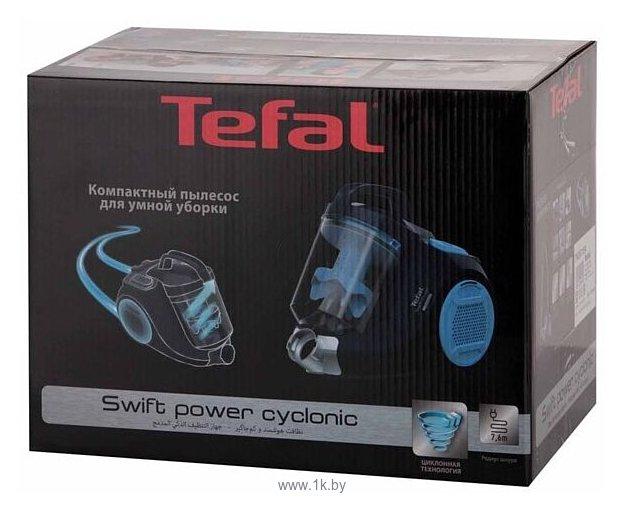 Фотографии Tefal Swift Power Cyclonyc TW2971