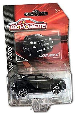 Фотографии Majorette Premium 212053052 Peugeot 3008 GT (черный)