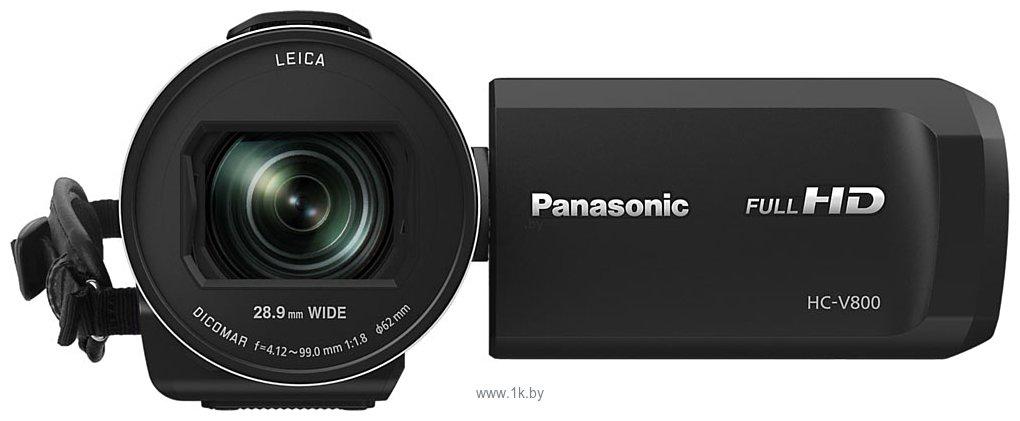 Фотографии Panasonic HC-V800
