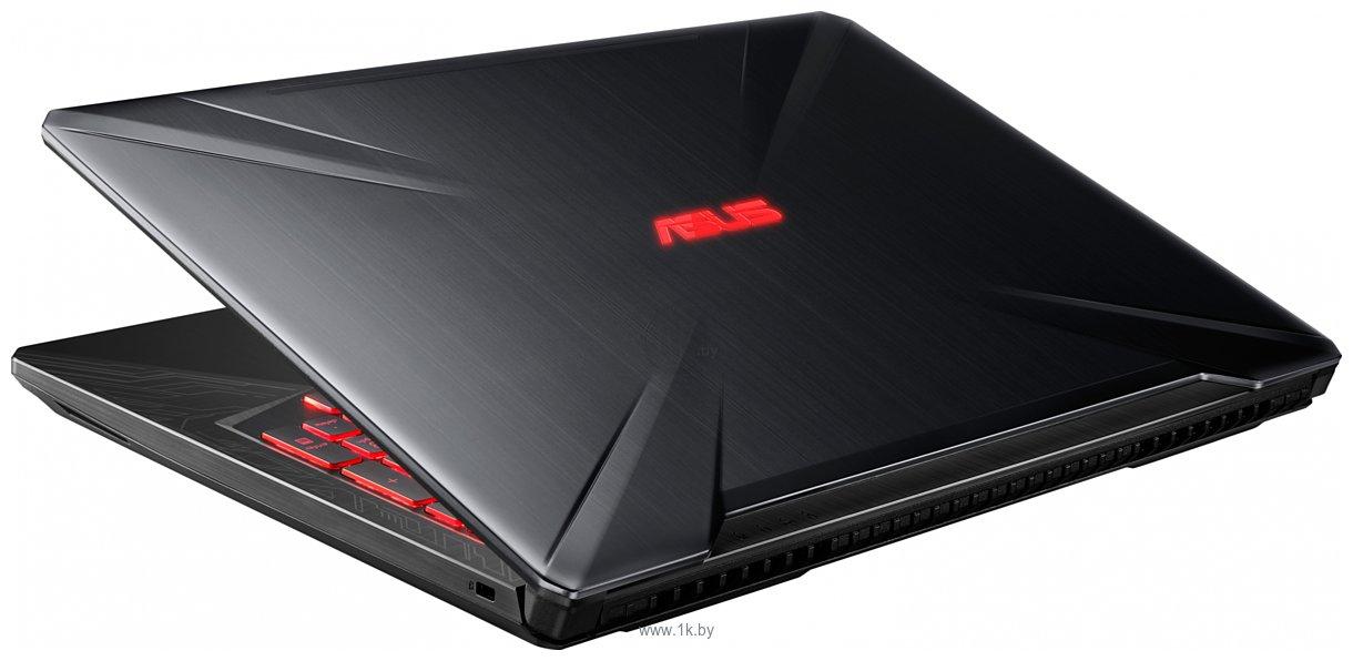 Фотографии ASUS TUF Gaming FX504GE-E4536T