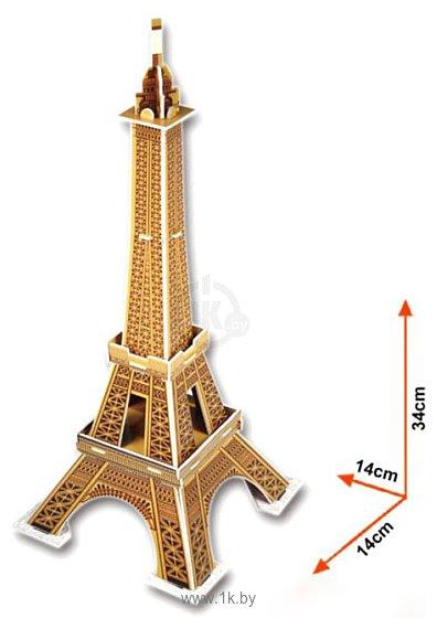 Фотографии CubicFun Эйфелева башня, Франция S3006