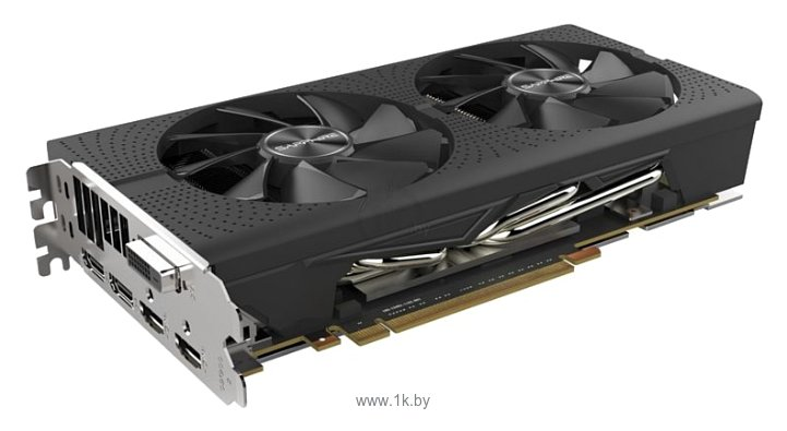 Фотографии Sapphire Pulse Radeon RX 580 1366Mhz PCI-E 3.0 4096Mb 7000Mhz 256 bit DVI 2xHDMI HDCP