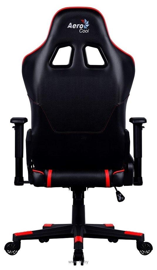Фотографии AeroCool AC220 AIR (черный/красный)