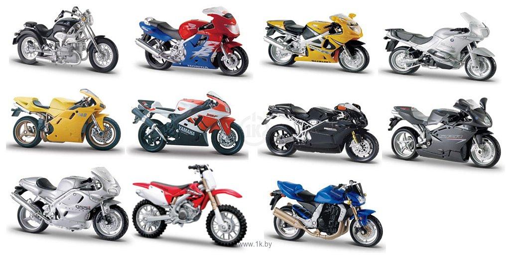 Фотографии Bburago Мотоцикл 18-51000