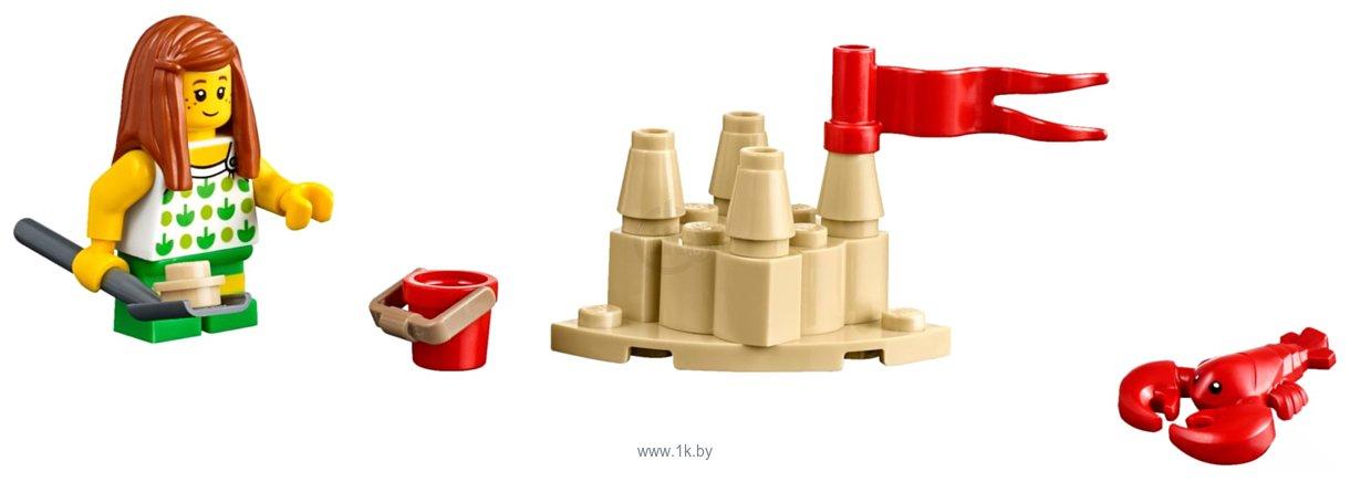 Фотографии LEGO City 60153 Отдых на пляже - жители
