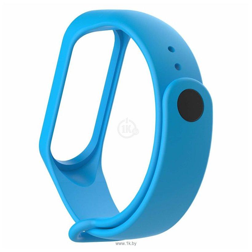Фотографии Xiaomi для Mi Band 3 (голубой)