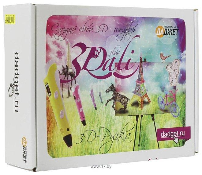 Фотографии Даджет 3Dali Plus (розовый)