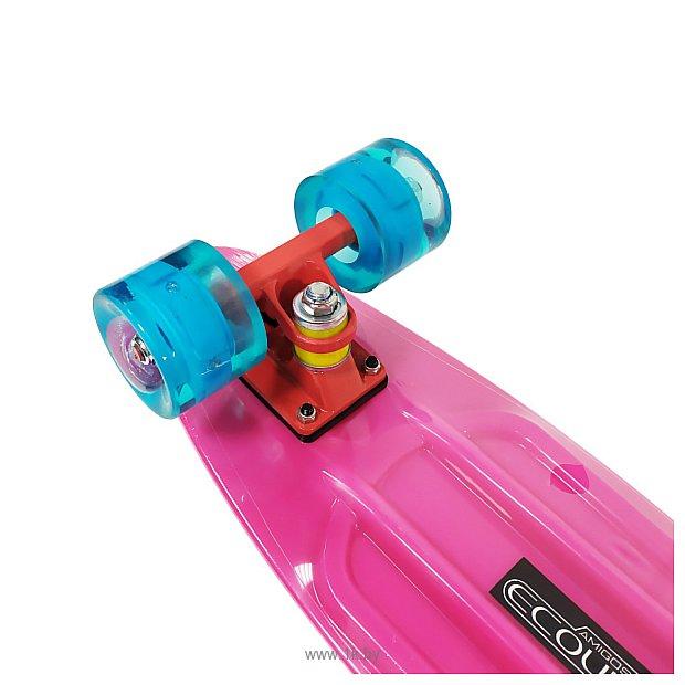 Фотографии Amigo Sport Pioner LED (розовый)