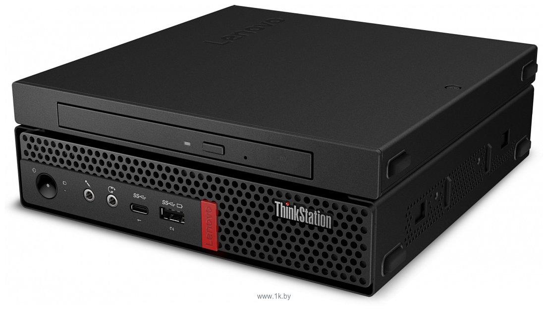 Фотографии Lenovo ThinkStation P330 Tiny (30CF0033RU)