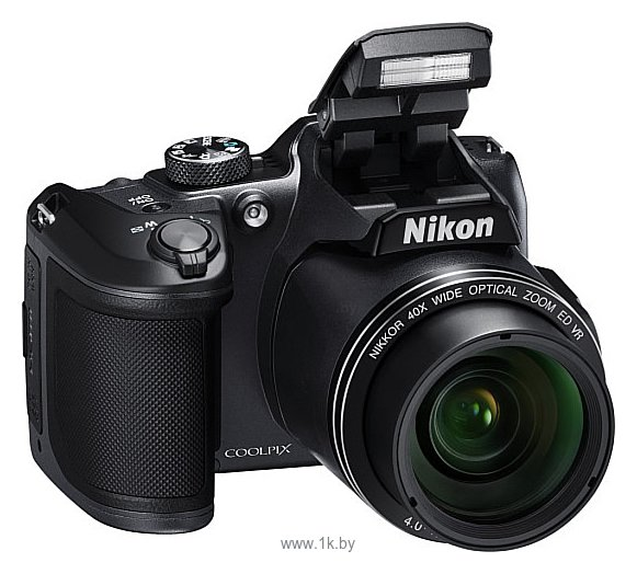 Фотографии Nikon Coolpix B500