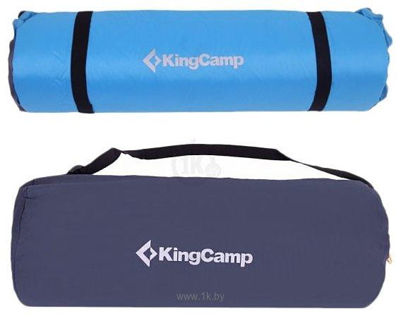 Фотографии KingCamp Deluxe Wide (KM3586)