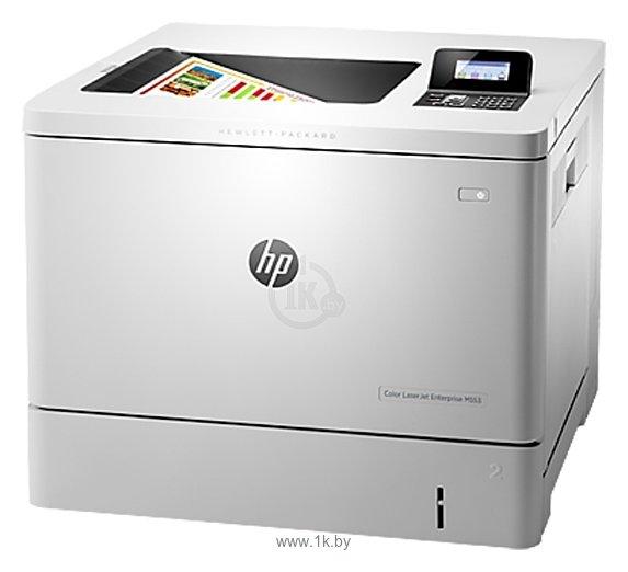 Фотографии HP Color LaserJet Enterprise M552dn
