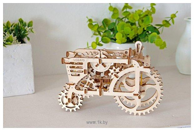 Фотографии Ugears Трактор