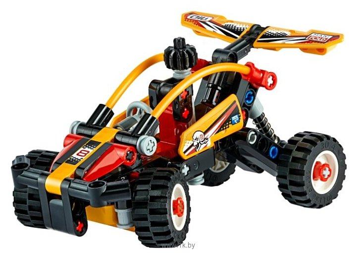 Фотографии LEGO Technic 42101 Багги
