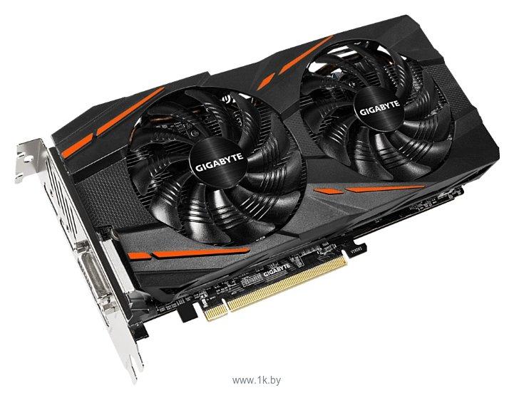 Фотографии GIGABYTE Radeon RX 580 8192Mb Gaming (GV-RX580GAMING-8GD)