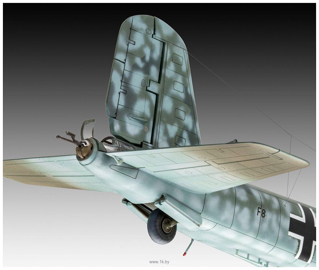 Фотографии Revell 03913 Тяжелый бомбардировщик Heinkel He177 A-5 Greif