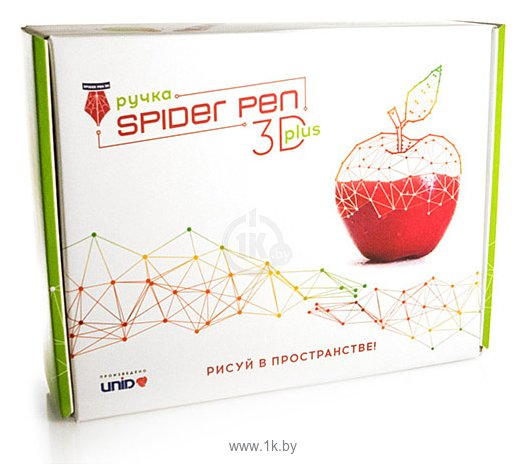 Фотографии Spider Pen Plus (желтый)