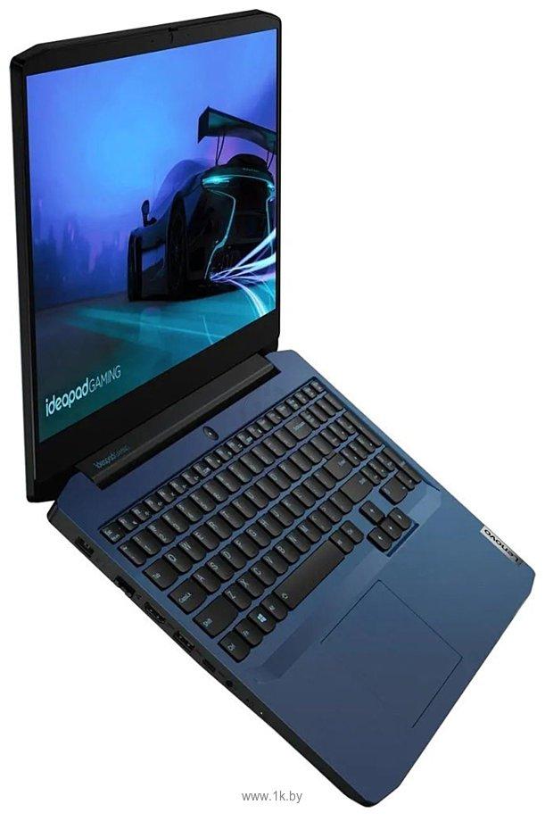 Фотографии Lenovo IdeaPad Gaming 3 15ARH05 (82EY00CBRE)