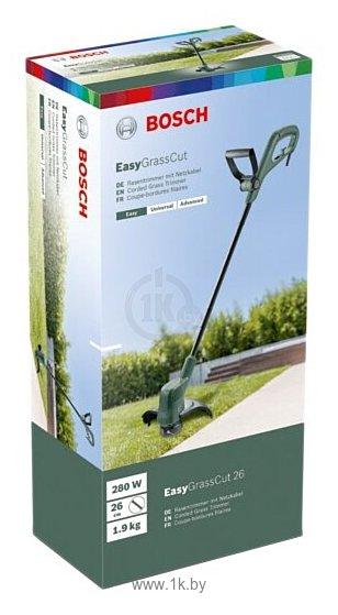Фотографии Bosch EasyGrassCut 26 (0.600.8C1.J00)