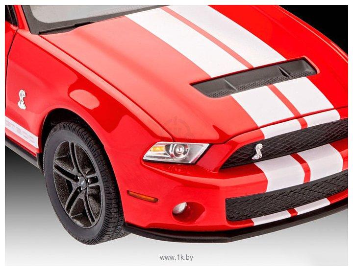 Фотографии Revell 67044 Автомобиль Ford Shelby GT 500