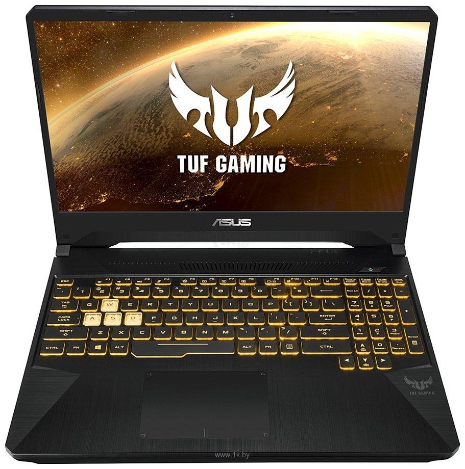 Фотографии ASUS TUF Gaming FX505DV-AL010T