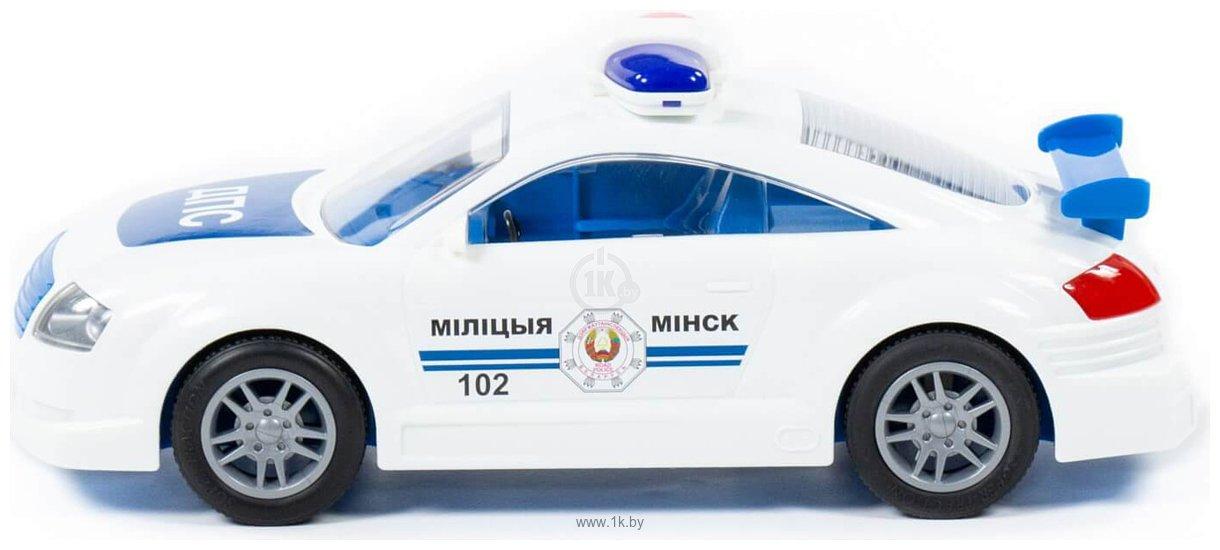 Фотографии Полесье ДПС Минск автомобиль инерционный 37077