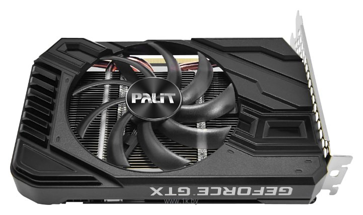 Фотографии Palit GeForce GTX 1660 SUPER STORMX (NE6166S018J9-161F)