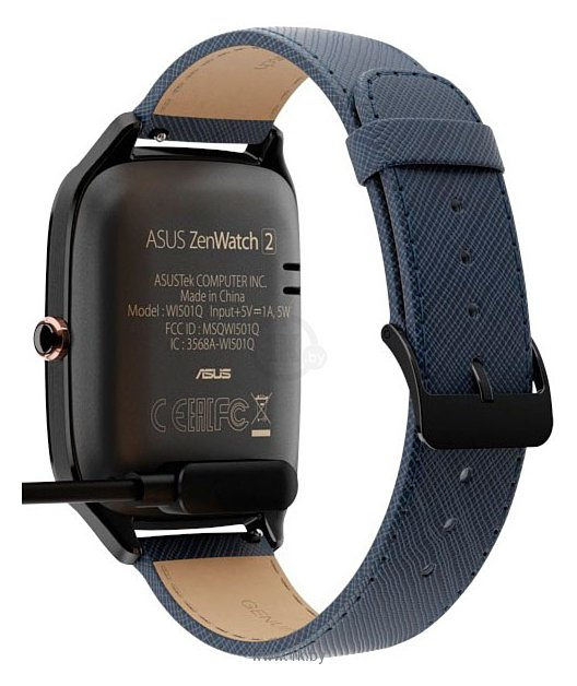 Фотографии ASUS ZenWatch 2 (WI501Q) leather