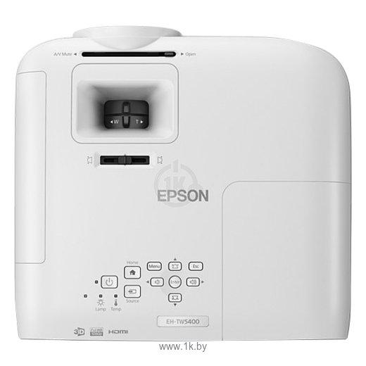 Фотографии Epson EH-TW5400