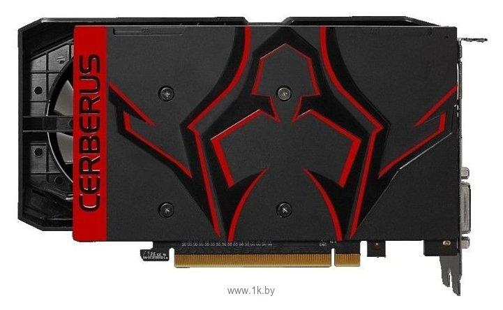 Фотографии ASUS GeForce GTX 1050 1404Mhz PCI-E 3.0 2048Mb 7008Mhz 128 bit DVI HDMI HDCP CERBERUS