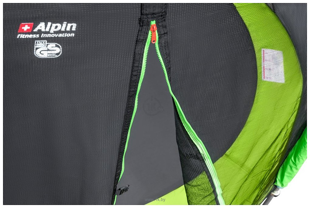 Фотографии Alpin 3.12 м с защитной сеткой и лестницей