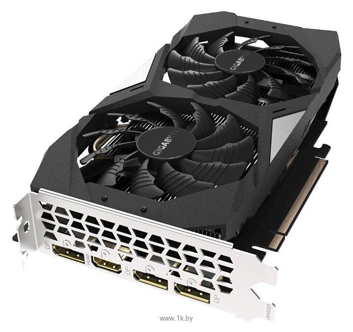 Фотографии GIGABYTE GeForce GTX 1660 1830MHz PCI-E 3.0 6144MB 8002MHz 192 bit HDMI HDCP OC